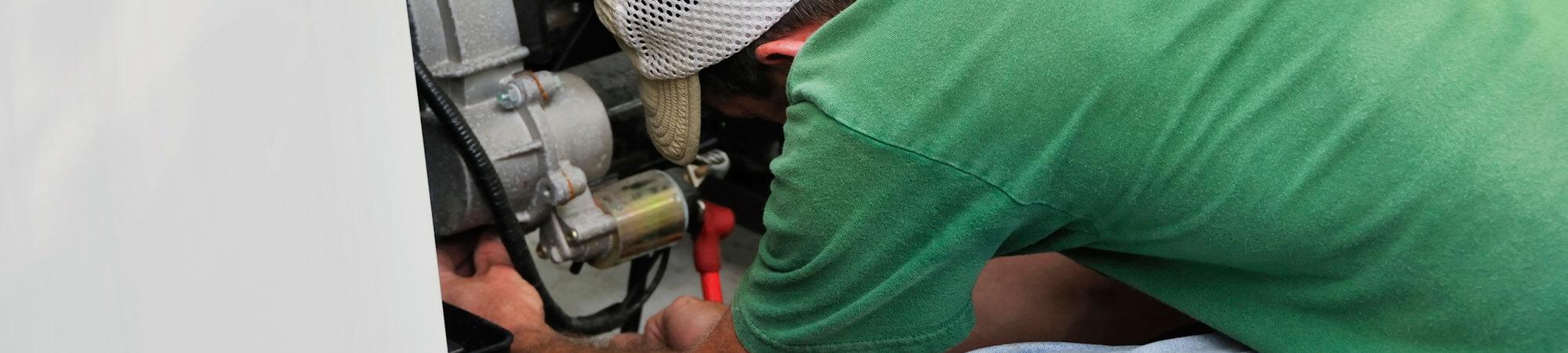 Heating Repairman